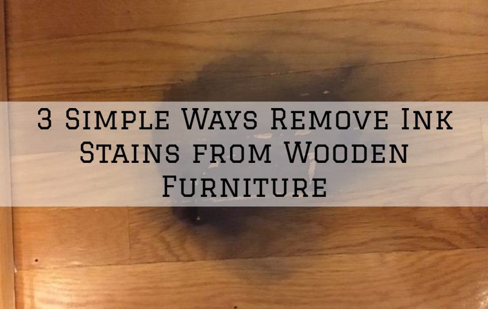wood stain removal